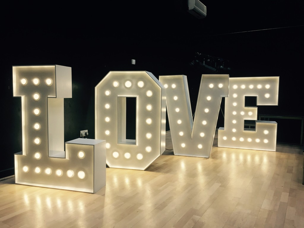 Love In lights